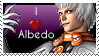 Albedo Stamp by Mocha-Rush