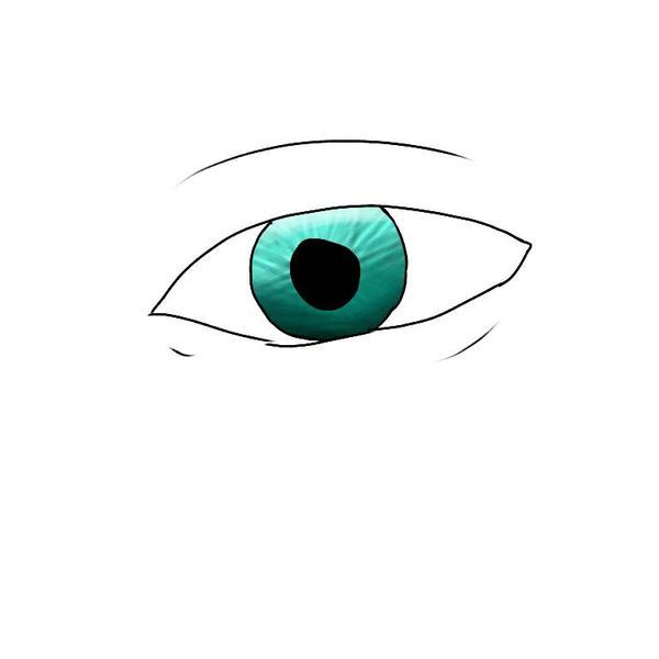 eyeball by DXMInecrafter