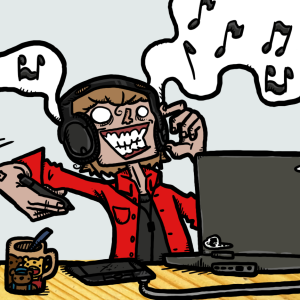 Cartoon Cat Electro Swing Music Video