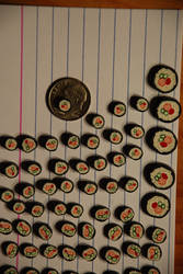 Sushi Beads by Knives4588