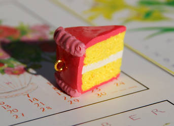 Yellow Cake by Knives4588