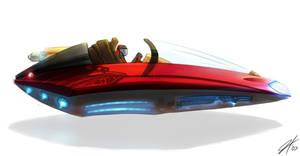Hovercar HX51
