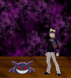 morty and gengar