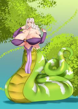 CM: Design Snake theme