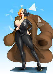Concept design for Superjustin