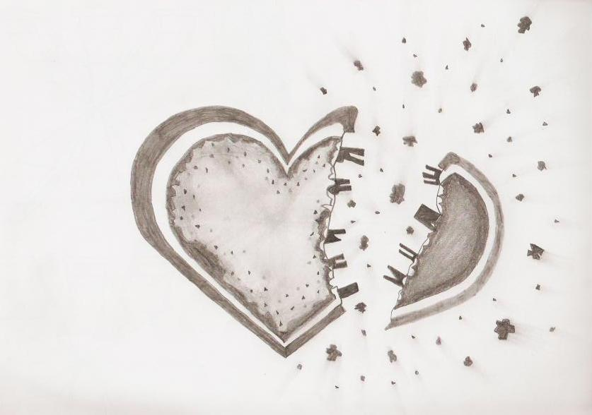 Broken Hearted by Sereni-T