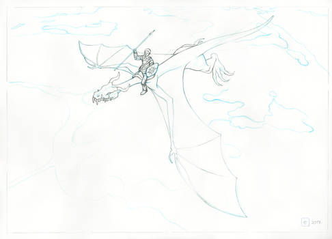 Dragon Pencils