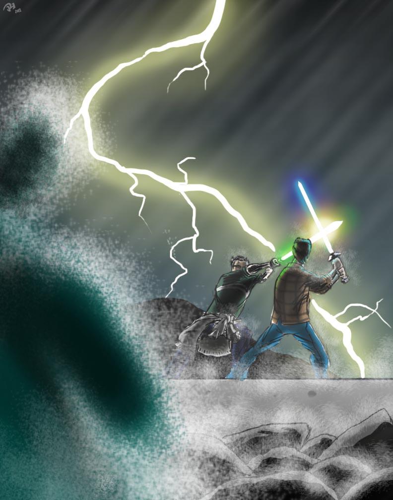 Duel by Velocirapier