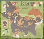 Joan [raffle price]