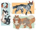 Misc Cat Adopts [BTA/OTA - 2/3 open]