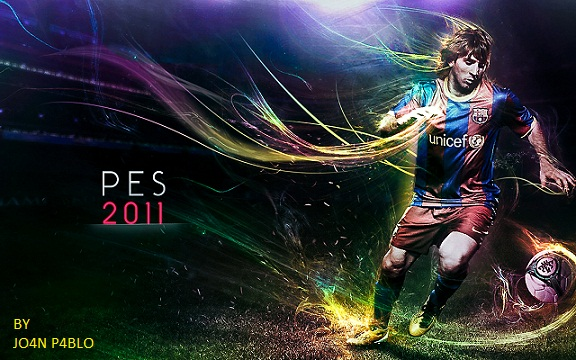 PES 2011 WALLPAPER PREVIEW by pr3cio5o
