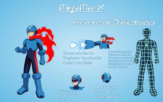 MegaMan X.EXE (VI) by BGMaxie