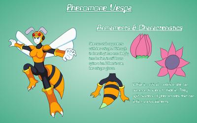 Pheromone Vespa.EXE (VI) by BGMaxie