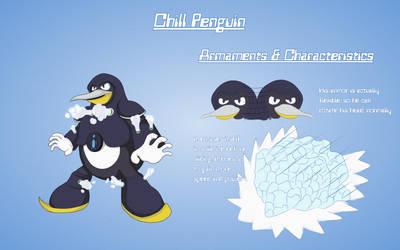Chill Penguin.EXE (VI) by BGMaxie
