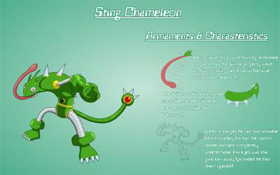 Sting Chameleon.EXE (VI)