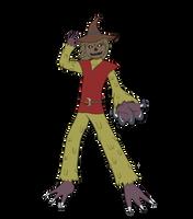 Ripper Jack o Lantern Colored