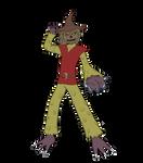 Ripper Jack o Lantern Colored by BGMaxie