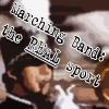 Marching Band Icon by SyStemxOv3rDr1ve