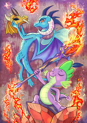 Dragon Lords by StasySolitude