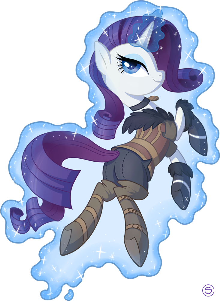 rarity_as_yennefer_by_stasysolitude-dbo7