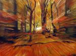 run Nelleke by MSamsonov