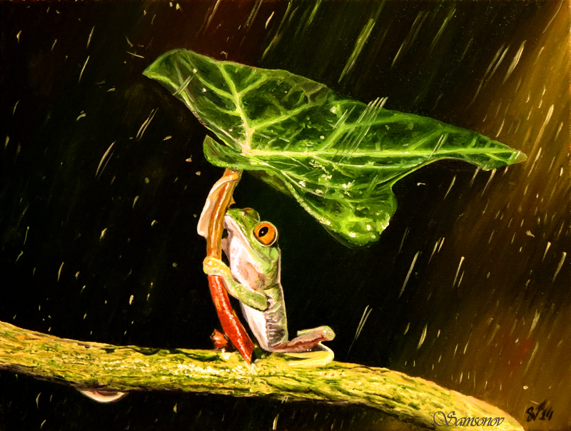 umbrella by MSamsonov