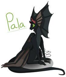 Pala- Fae Dragon by NatalyaTheRieten73