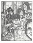Insidious 2 Original Art