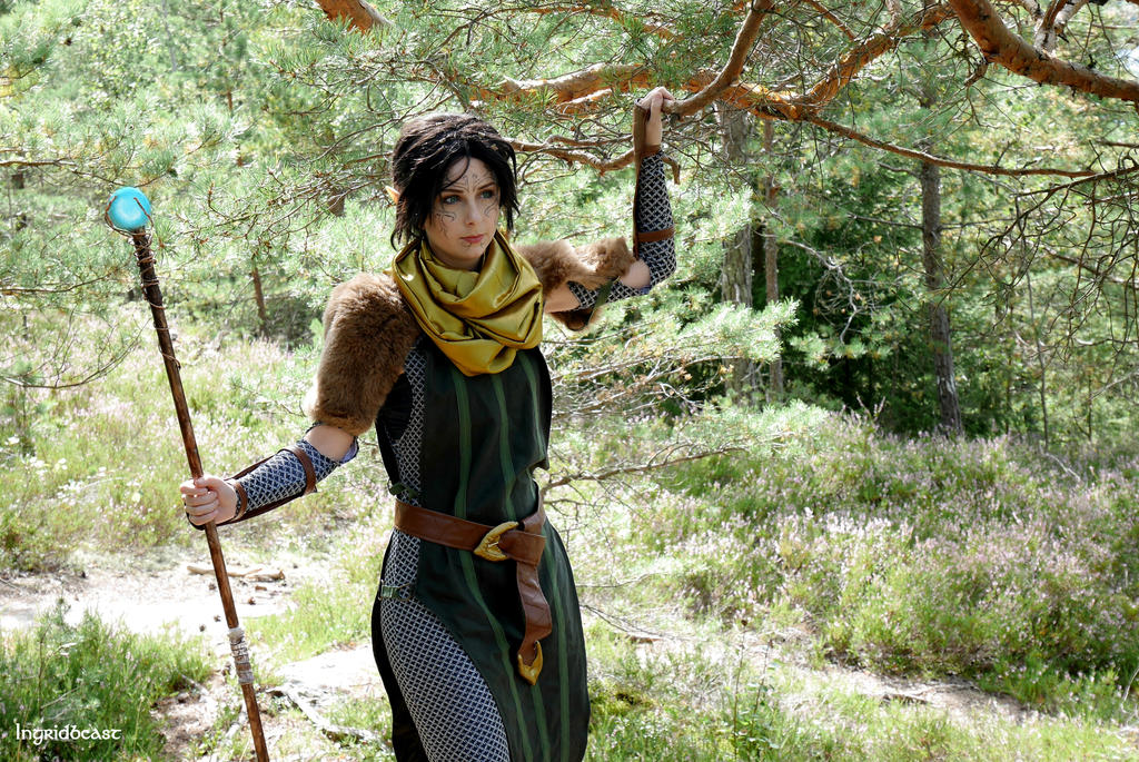 Merrill by IngridBeast
