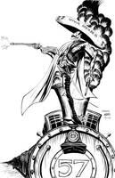 Mirar como Zapata by AdanFlores