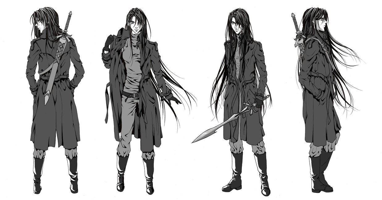 Top Anime Character Design : Character sketches by zanariya on deviantart