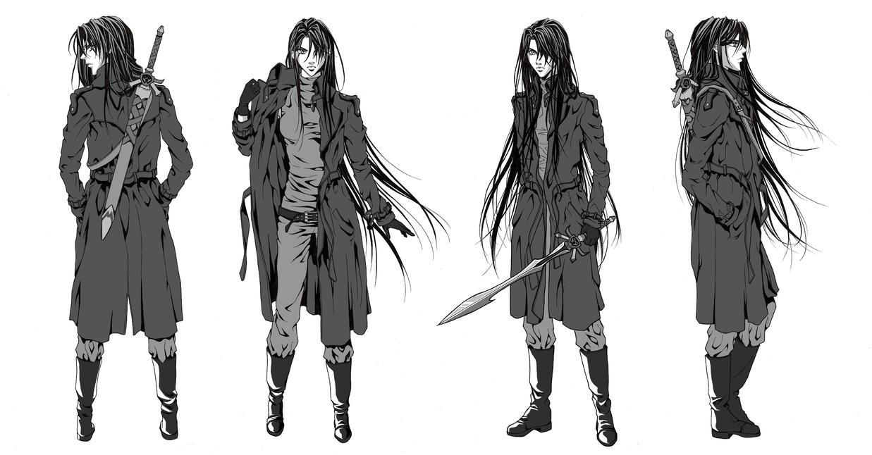 deviantart character sketches - photo #27