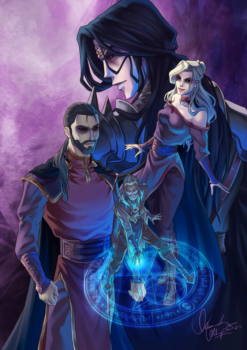The Second Valkyre: Prologue Illustration by Zanariya