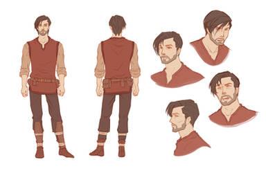 Character Design 2 by Zanariya