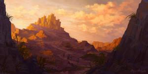 Desert Stronghold