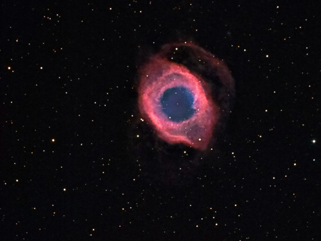 The Eye Of God Ngc 7293 By Doomwillfindyou On Deviantart