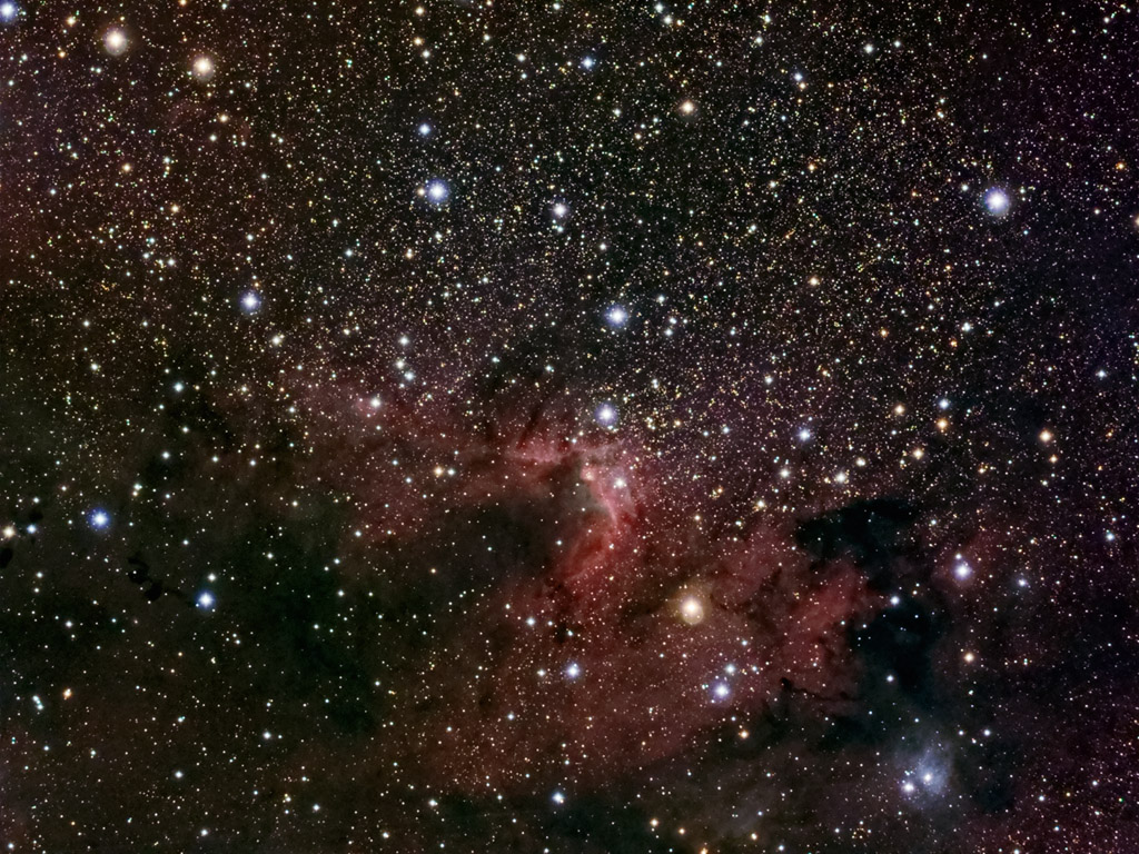 Cave Nebula by DoomWillFindYou