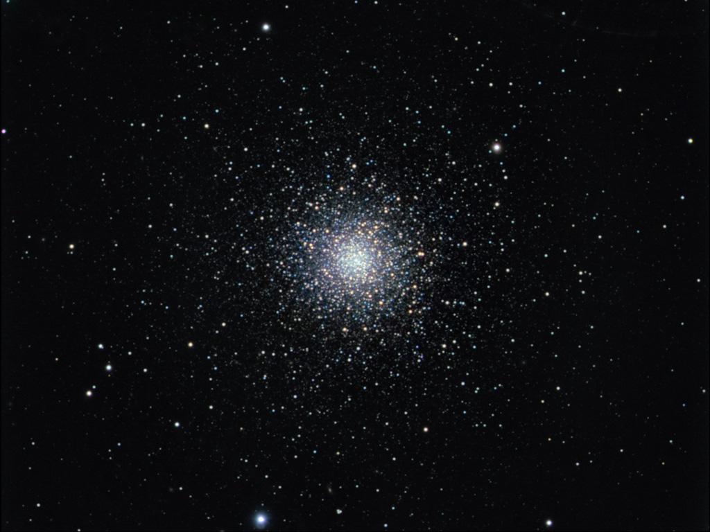 Globular Cluster M3 by DoomWillFindYou