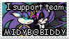 Team Midybobiddy666 by midybobiddy666