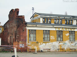 The old building by COREnick