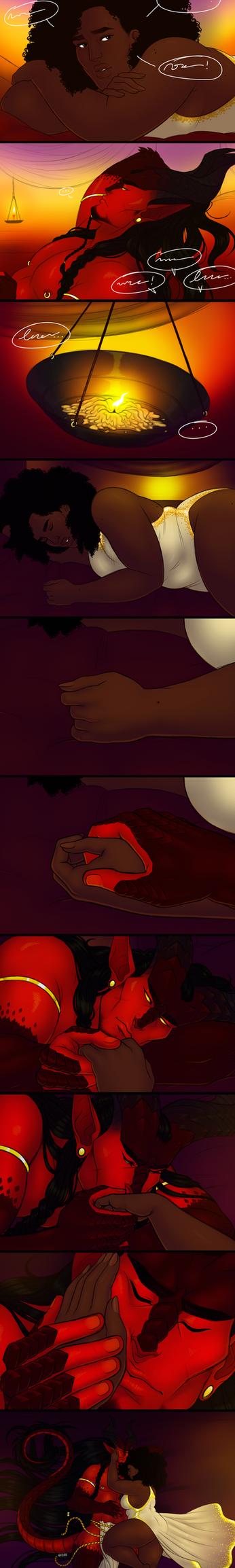 Hands by haodan