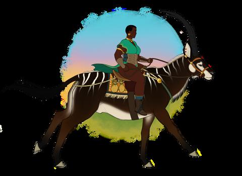 Amaranth's Ride
