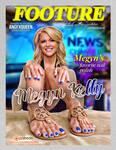 Megyn Kelly feet toes - FOOTURE