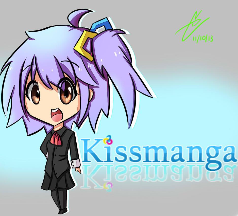 Kissmanga-Chan by Shra...