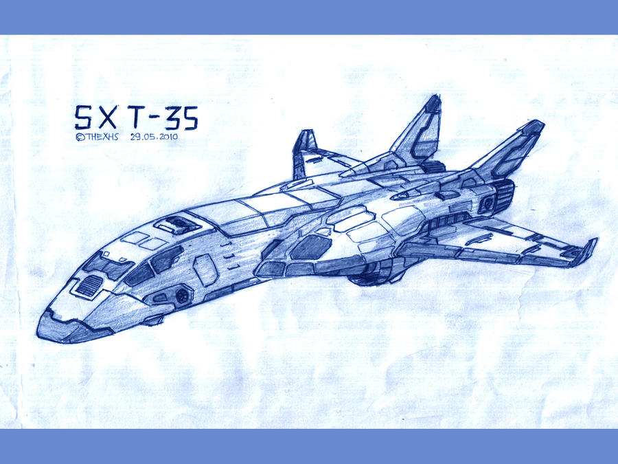 SXT-35 by TheXHS
