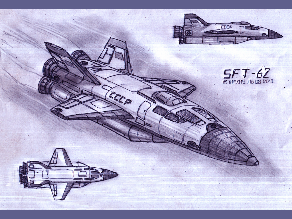 SFT-62 by TheXHS