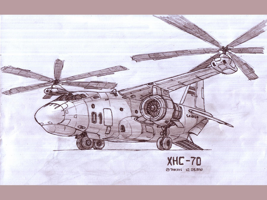 XHC-70 by TheXHS