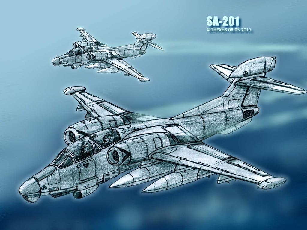 SA-201 by TheXHS