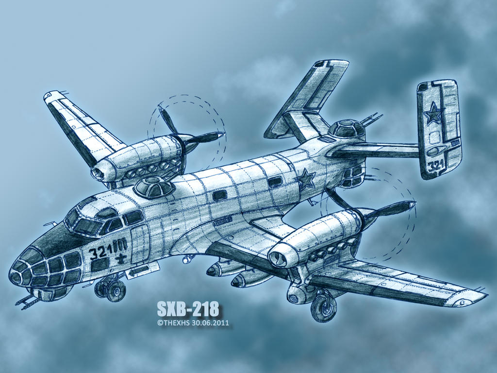 SXB-218 by TheXHS
