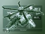 XHA-271 Shredder